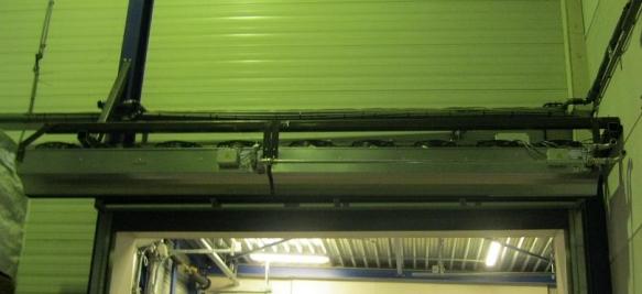 Industrieël luchtgordijn energy pellets 2